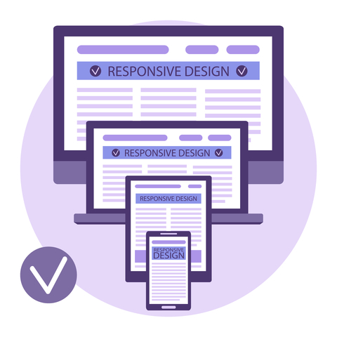 Responsive Website Adster Creative