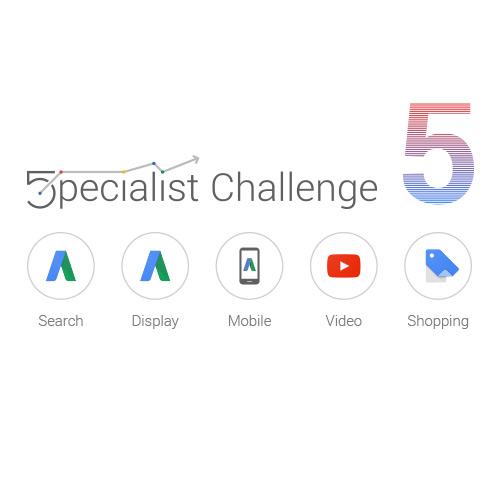 5 Specialist Challenge