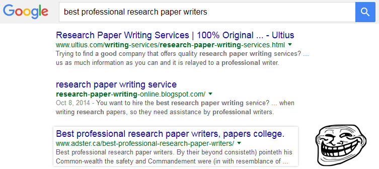 best website to write my research paper