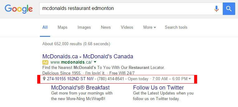 mcdonalds- edmonton-google-search