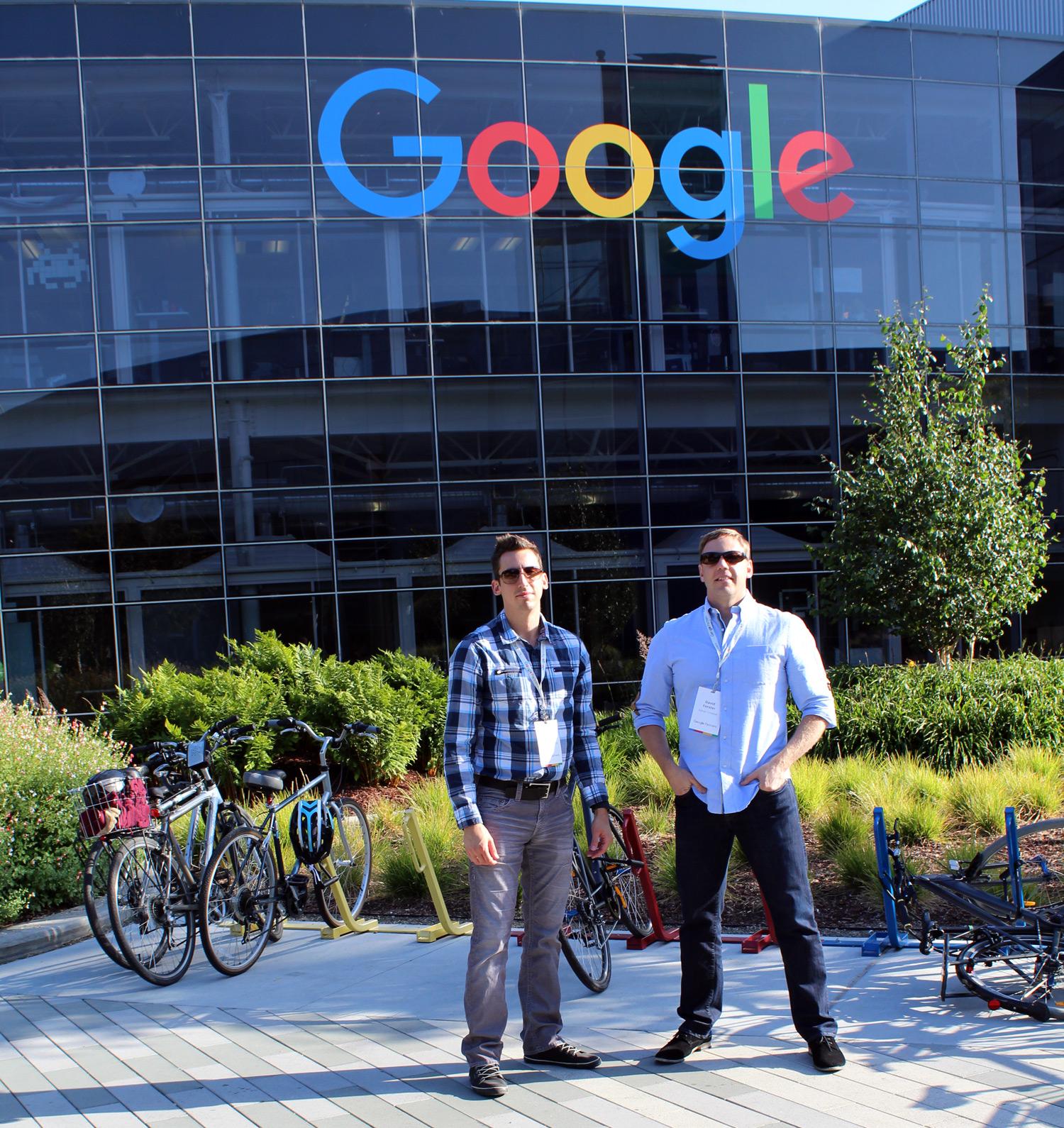 Google Leadership Summit