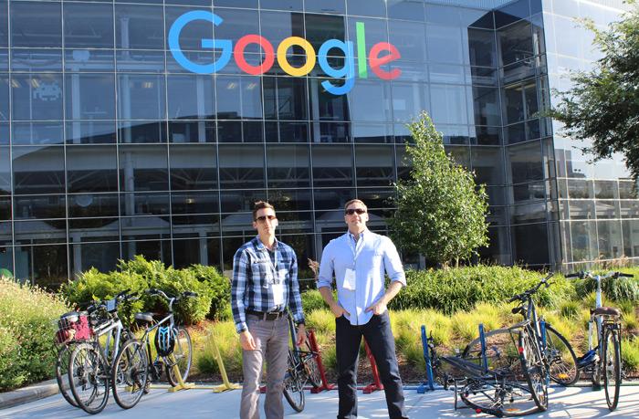 Edmonton Googleplex