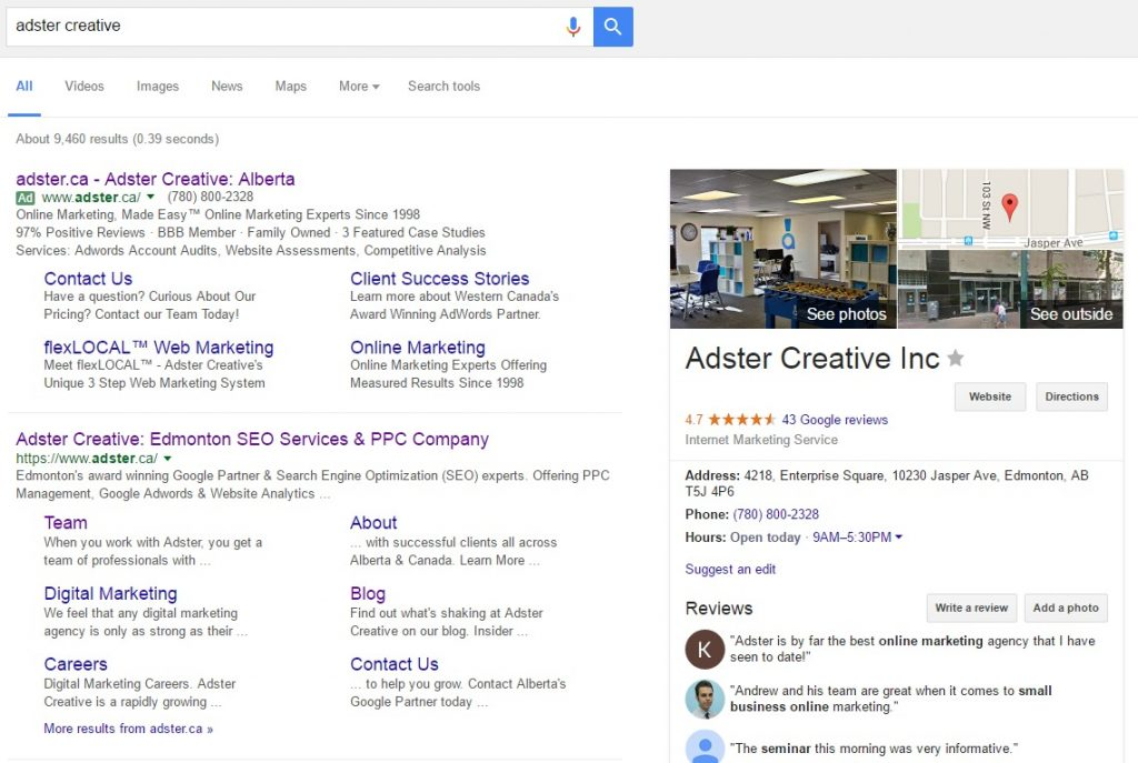 screenshot-first-page-serps-adster-creative