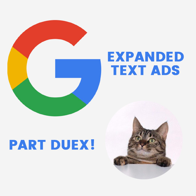 expanded text ads adster