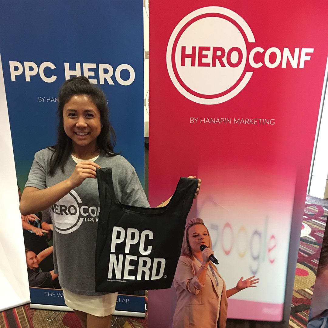 Lbby at Hero Conf