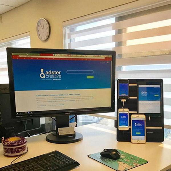 adster creative device audit setup