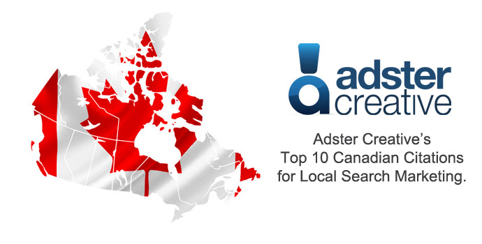 Top 10 Canadian Citations