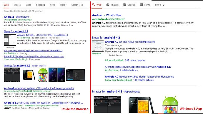 Google, Local SEO and Windows 8  The Final Merge of Offline and