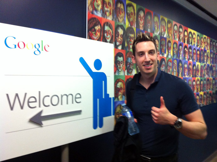 Google Toronto Office
