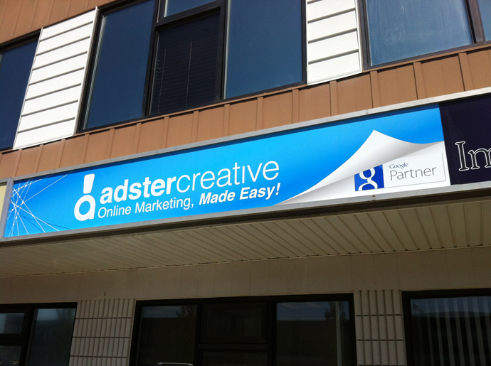 Adster Creative South Office